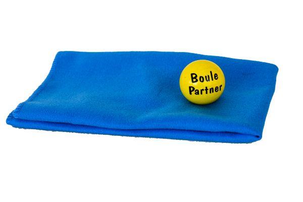 BP Boule Tuch & Zielkugeln