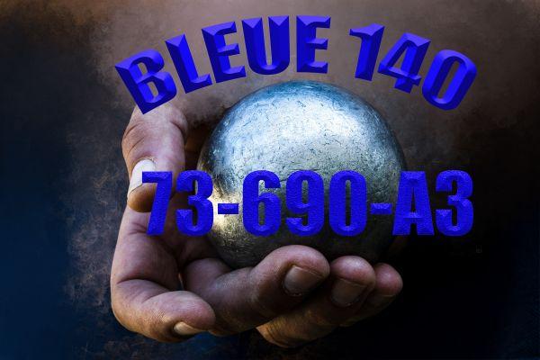 Bleue 140 73-690-A3 Holz