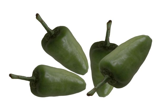 Chili Jalapeno grün gemahlen