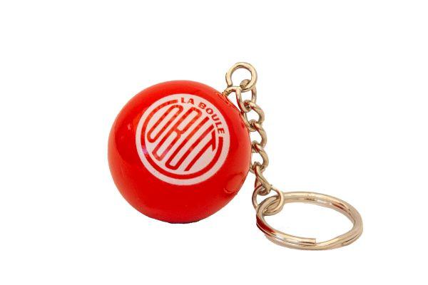 OBUT - Schlüsselanhänger - mit OBUT Vintage-Logo
