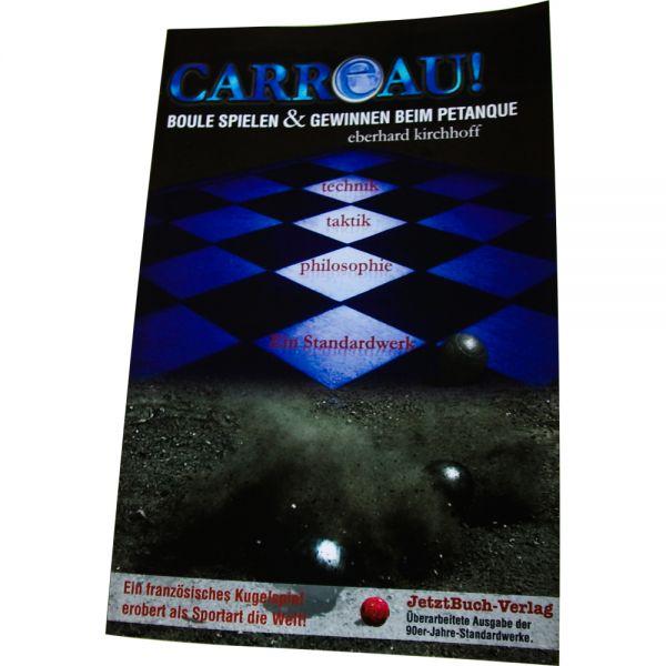 """Buch """"Carreau"""""""