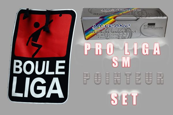 "SM ""Pointeur"" Liga Set"