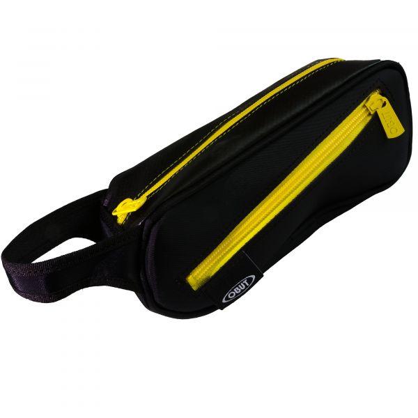 """Obut """"Sporttasche"""" schwarz/gelb"""