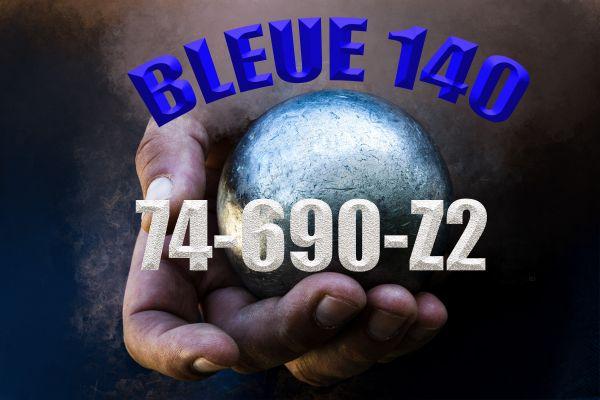 Bleue 140 74-690-Z2