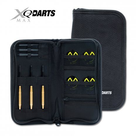XQ-Max Darts Etui - schwarz