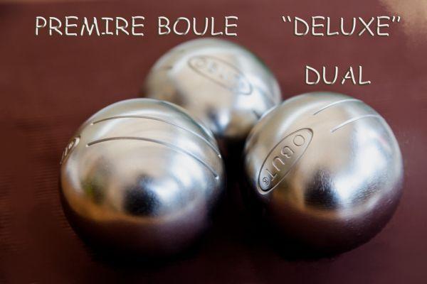 """PREMIER Boule Freizeit Set """"DUAL""""- Deluxe"""