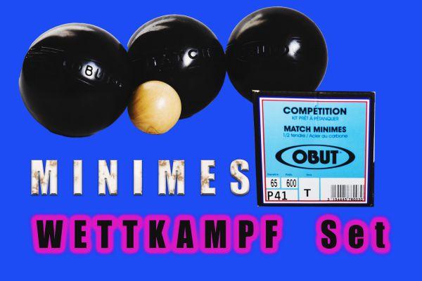 """Minimes"" Wettkamf-Set"