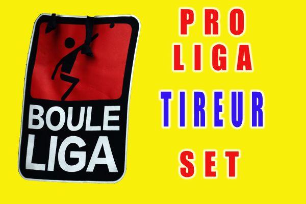 Tireur Liga Pro Set mit OBUT Match+