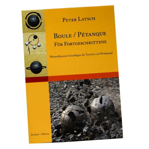 "Buch ""Pétanque für Fortgeschrittene"""