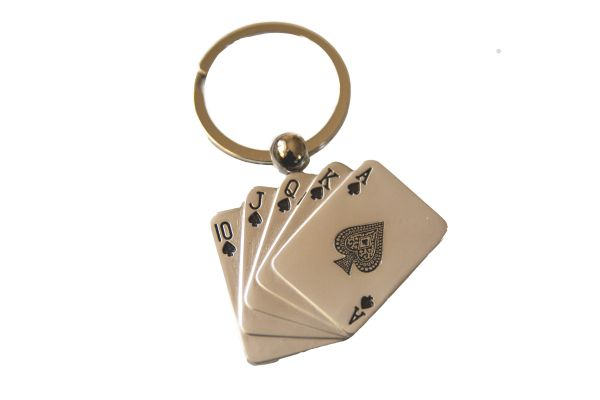 Key Chain - Cards