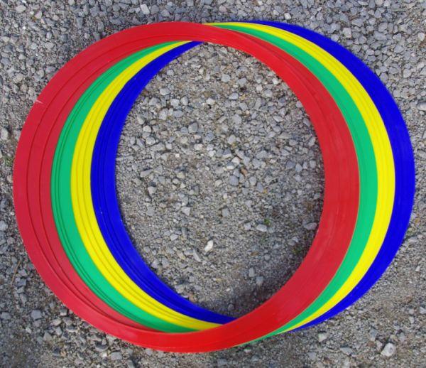 12 Trainingskreise - Durchmesser: 40cm