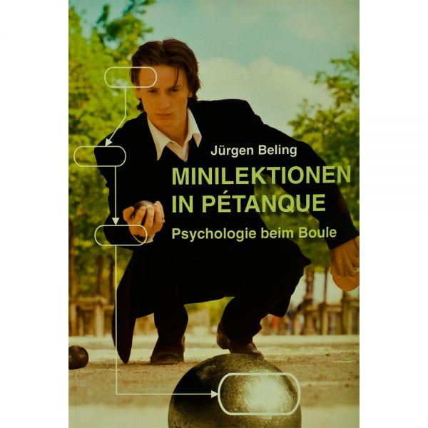 """Buch """"Minilektionen in Pétanque"""""""