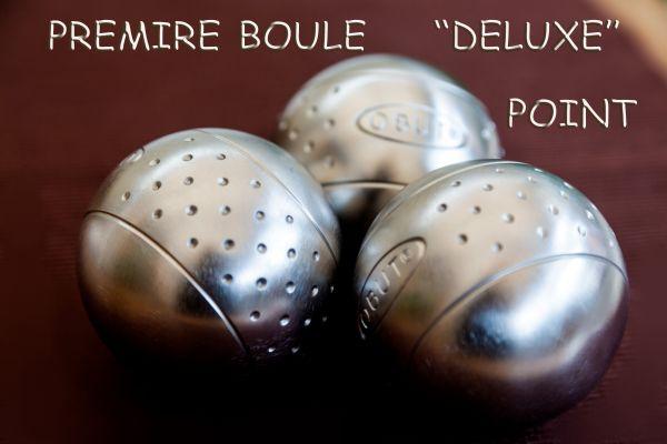 """PREMIER Boule Freizeit Set """"POINT""""- Deluxe"""