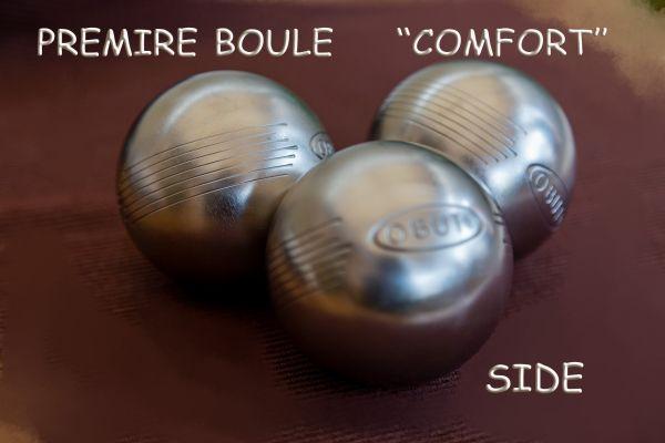 """PREMIER Boule Freizeit Set """"SIDE""""- Comfort"""