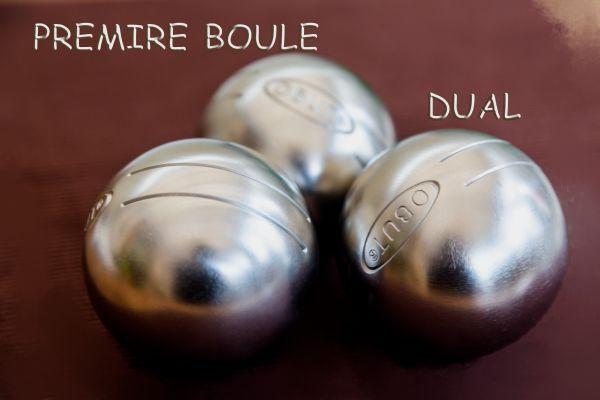 """PREMIER Boule Freizeit Set """"DUAL"""""""