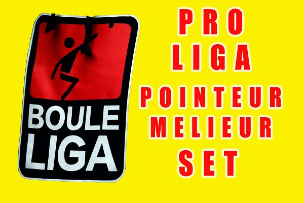 Pointeur - Millieu Liga Pro Set