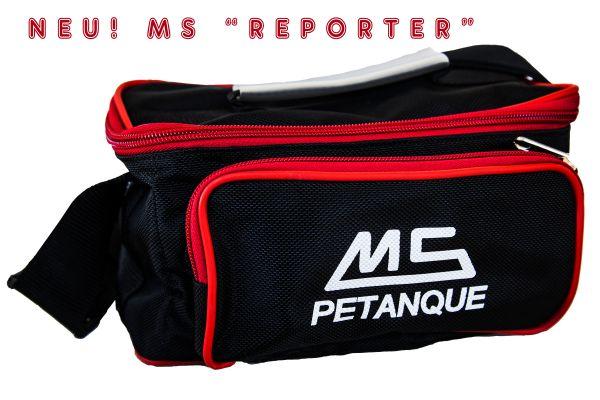 """MS Turniertasche """"Reporter"""""""