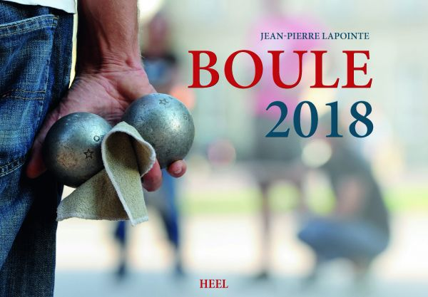 Boule 2018 Kalender